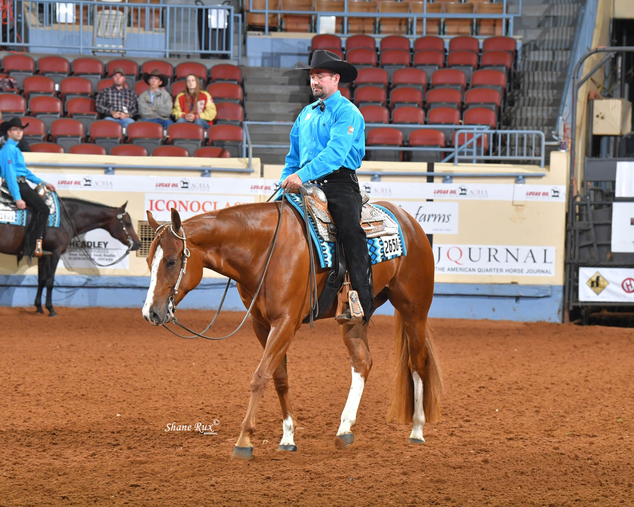 2020 Lucas Oil AQHA World Championship Show Junior Western Pleasure World Champion
